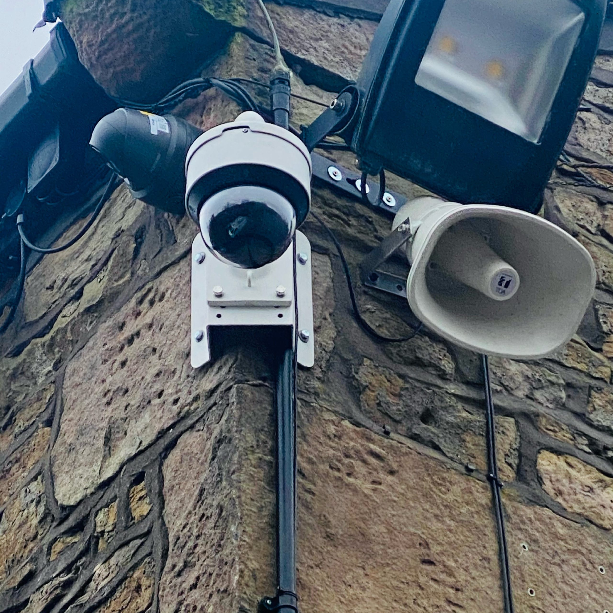 PTZ CCTV Security Systems and Camera Installation