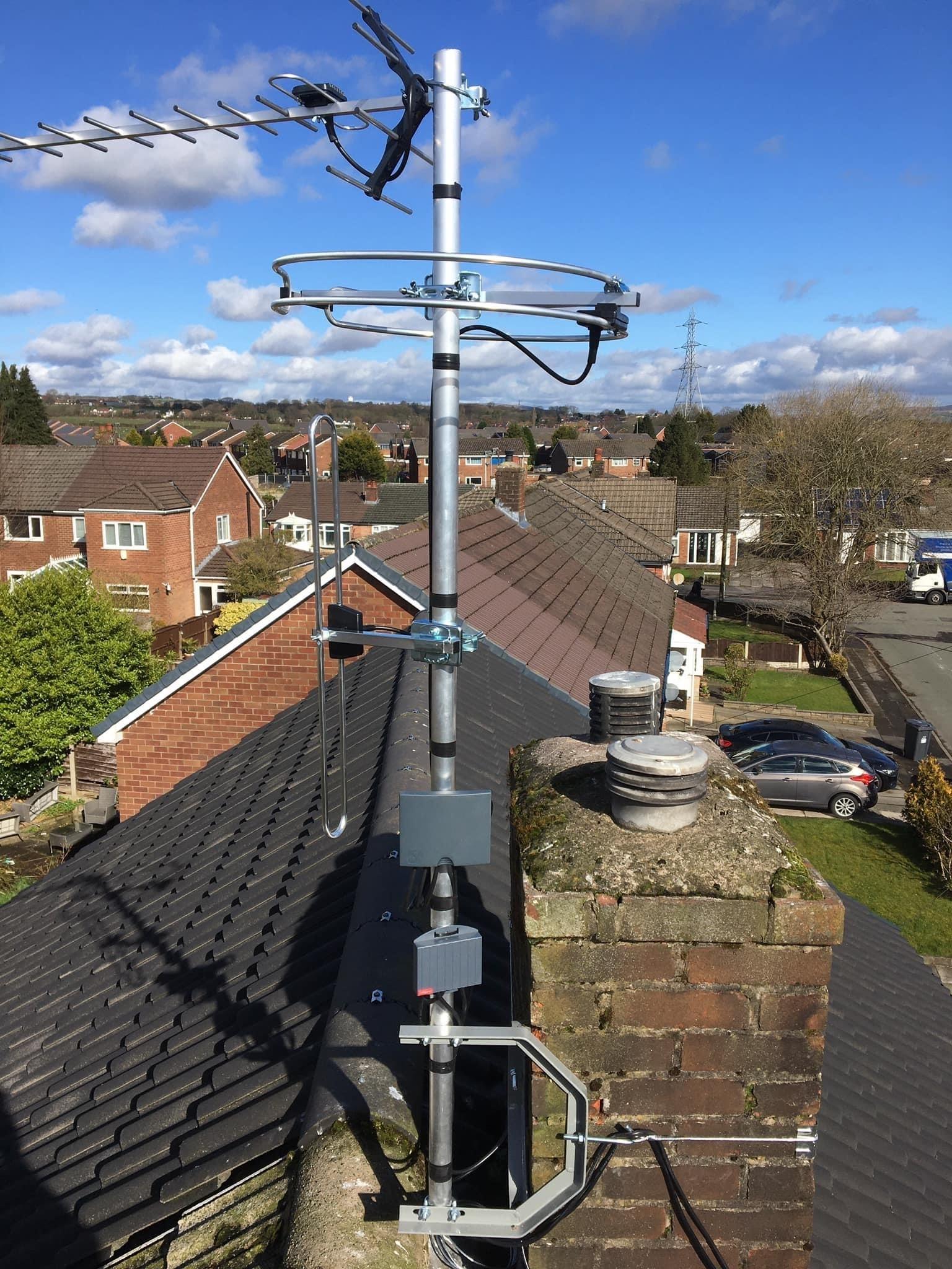 TV Aerial Installation Bolton Lancashire