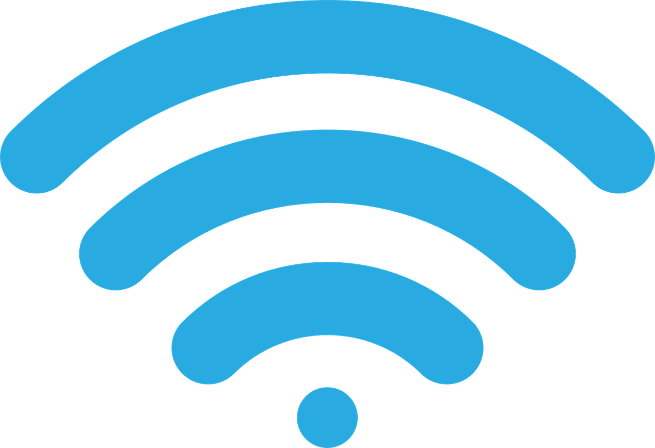 Wi-Fi Access Point Installation Icon