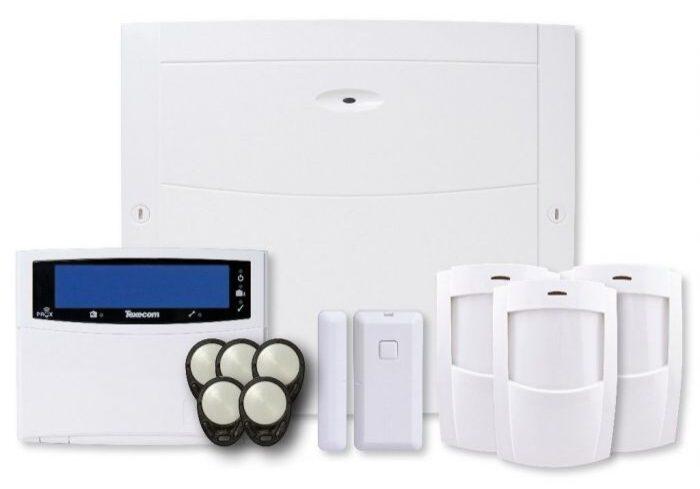 texecom-ricochet-premier-elite- Security Alarm & CCTV Installation